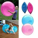 MZY1188 Juguetes para Hacer Burbujas Resistentes a la Rotura Globo de Goma Resistente al desgarro Bolas inflables al Aire Libre Juguetes para el baño
