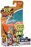 Top Wings Hasbro Timmy Turtle – Conjunto con carácter y Colgante, ponible