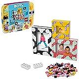 LEGO Dots 41914 Marcos de Fotos Creativos Caja de Manualidades para Niños y Niñas de 6 años Decoración de Escritorio DIY