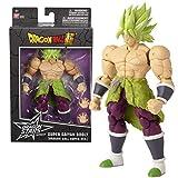 Dragon Ball Super - S.S. BROLY Figura de acción Deluxe (Bandai 36190)