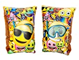 Emoji-25459 Set Manguitos hinchables, Multicolor (Saica 5889)