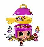 Pinypon Cubo Mix Is MAX Edición Limitada de Superhéroes (Famosa 700013570) , color/modelo surtido