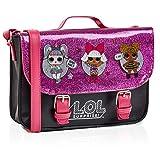 L.O.L. Surprise! Bolso de Mano Muñecas LOL para Niñas, con LOL Dolls Unicornio, Diva Y Queen Bee, Bolsos Bandolera para Pasear, Regalos Originales para Niñas y Adolescentes