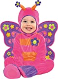 Amscan International Revestimiento trajes Carnaval Flutterby Mariposa Mariposa 12.6 lun