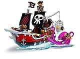 Pinypon Action- Barco Pirata Ataque al Kraken (Famosa 700015803)