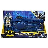 Bizak- DC Comics Batmovil y Figura Batman Bat Tech 30 cm (61927836)