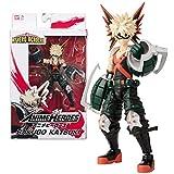 Anime Heroes- Figura de acción My Hero Academia (KATSUKI)