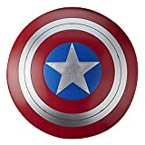Marvel Legends- Réplica Escudo Capitán América (Hasbro F07645L)
