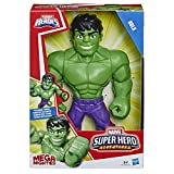 Playskool Heroes- Mega Mighties Avengers Hulk, Multicolor (Hasbro E4149ES0)