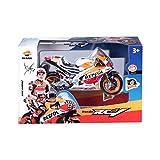 Maisto- Moto Honda Repsol Team RC213V del piloto Marc Marquez 34595, Multicolor (34594)