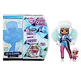 L.O.L Surprise! Winter Chill: ICY Gurl y Brrr B.B. 570240 Muñeca con Miniatura, Multicolor