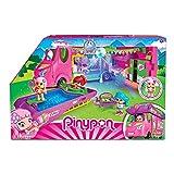 Pinypon Cool Caravan - Set de Juguete y Accesorios Divertidos con 1 Figura para niños y niñas de 4 a 8 años (Famosa 700015070)