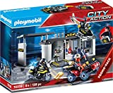 PLAYMOBIL City Action Comisaría Fuerzas Especiales, Maletín, multicolor (70338)