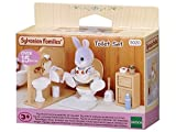 Sylvanian Families- Toilet Set Mini muñecas y Accesorios, Multicolor (Epoch para Imaginar 3563) , color/modelo surtido