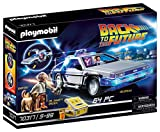 PLAYMOBIL- Back to The Future Juego con Accesorios, Multicolor (70317)