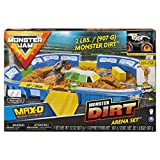 Monster Jam 1:64 Dirt Arena Playset - Sets de juguetes (Coche y carreras, 3 año(s), Niño, Interior y exterior, Multicolor, 1:64) , color/modelo surtido