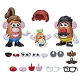 Playskool CREA tu Familia de Potato Head de Potato Head para niños a Partir de 2 años, con 45 Piezas para Personalizar familias Potato