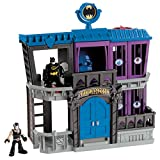 Imaginext - Playset de acción Batman (Mattel W9642)