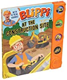 Blippi: At the Construction Site (4-Button Sound Books)