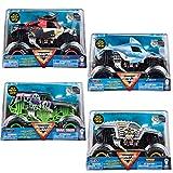 Monster Jam 6044869 vehículo de juguete - Vehículos de juguete (Colores surtidos, Coche, Metal, 3 año(s), Niño/niña, 1:24)