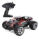 LBLA 1:16 RC Coche Teledirigido Vehículo,Alta Velocidad Off-Road,Rock Crawler,Vehículo eléctrico controlado por Radio Juguetes para Auto para niños Adultos