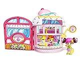 Pinypon- Pastelería, muñeca Tienda Dulces Juguete (Famosa 700015880)
