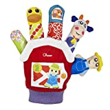 Chicco-00007651000000 Big & Small Guante, Multicolor (00007651000000)