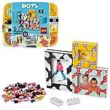 LEGO Dots 41914 Marcos de Fotos Creativos Caja de Manualidades para Niños y Niñas de a Partir de 6 años, Decoración de Escritorio