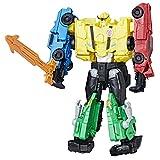 Transformers Toys Autobot Team Combiner Pack – Juego de 4 Figuras de Regalo – Figuras se Combinan en un superrobot – Juguetes para niños de 6 y más – Escala de 8.5 Pulgadas