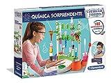 Clementoni-55376 - Química Sorprendente - juego científico a partir de 8 años