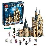 LEGO 75948 HarryPotter TorredelRelojdeHogwarts, Juguete de Construcción