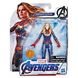 Avengers-6In Movie Captain Marvel, Multicolor (Hasbro E3928ES0)