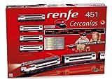 Pequetren  685 - Renfe Cercanías 451, circuito de 4.4 m