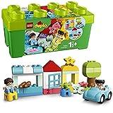 LEGO DUPLO Classic - Caja de Ladrillos, Juguete de Construcción Educativo, Incluye Bloques de Construcción de Colores y Caja de Almacenaje (10913) , color/modelo surtido