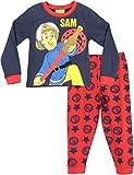 Sam el Bombero - Pijama para Niños - Fireman Sam - 3 a 4 Años
