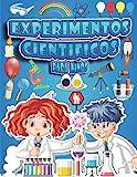 Experimentos cientificos: Libro de actividades y juegos científicos para niños a partir de 6 años.