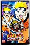 Naruto Approaching Wind 'Rampage Ternado' - Juego de cartas coleccionables (50 cartas, manual + alfombrilla + póster)