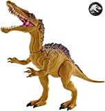 Jurassic World - Mega Ataque Extremo de Suchomimus, Dinosaurio de Juguete (Mattel GDL07) , color/modelo surtido