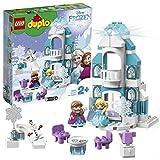 LEGO DUPLO Princess TM - Frozen Castillo de Hielo, Juguete de Palacio de Princesas, Set de construcción didáctico, Novedad 2019 (10899)