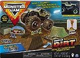 Spin Master Jam, 454 g Auténtico camión de mermelada monstruo fundido a escala 1:64 (Max D Soldier Fortune Monster Dirt Deluxe Set Ship At Random), multicolor (6044986) , color/modelo surtido