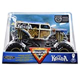 Monster Jam 6058830 Official Big Kahuna Monster Truck, Die-Cast Vehicle, 1:24 Scale