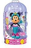 Minnie Mouse- Minnie Fashion Doll Sirena Juguete, Multicolor, Talla unica (China 1) , color/modelo surtido