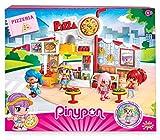Pinypon - Pizzería con 1 figurita, niños y niñas de 4 a 8 años (Famosa 700014755)