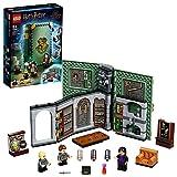 LEGO76383HarryPotterMomentoHogwarts:ClasedePociones,LibrodeJugueteColeccionable,SetPortátil,EstuchedeViaje