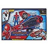 Spider-Man- Movie Vehicle, Multicolor (Hasbro E3548EU4)