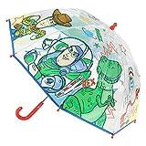 CERDÁ LIFE'S LITTLE MOMENTS- Paraguas Transparente de Toy Story - Licencia Oficial Disney, Color (2400000555)