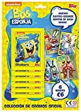 Topps- Bob Esponja Multipack, Color (67373)