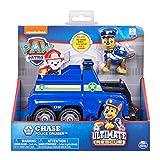 Bizak - Patrulla Canina Vehículo y Figura Ultimate Rescue Modelos Surtidos (61926583)