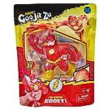 Heroes of Goo Jit Zu - Juego de héroes DC Flash - Héroes Suaves, glutantes y elásticos