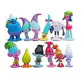 LINKDOO Figura de acción Toy, Elf Doll, Ugly Baby Model Toy Doll Model, Adornos, Adornos 12pcs